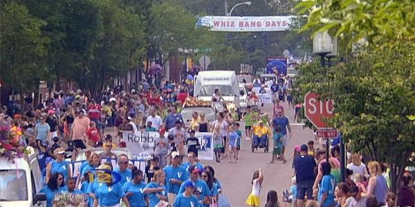 Robbinsdale - Whiz Bang Days Schedule of Events