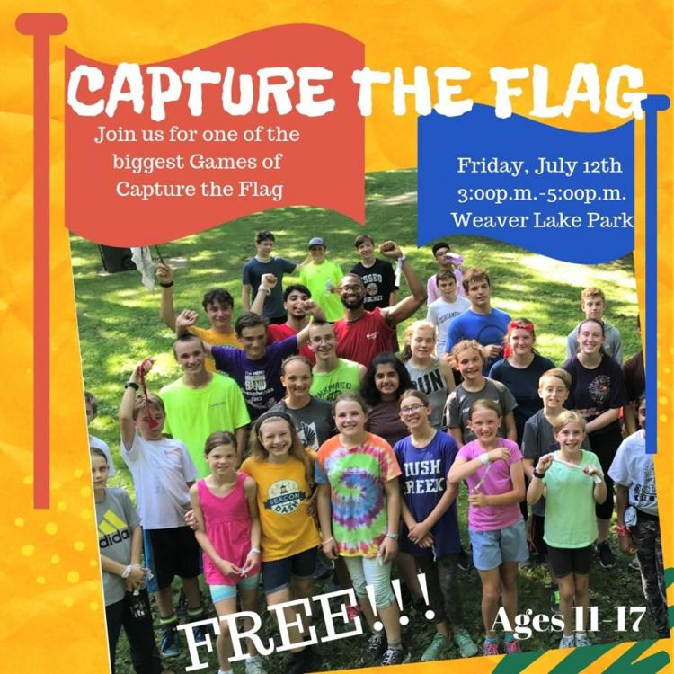 Maple Grove - Capture the Flag