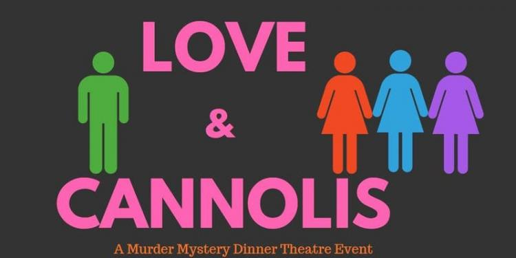 Robbinsdale - Love and Cannolis- A Murder Mystery Dinner Show