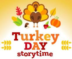 Chanhassen - Let's Talk Turkey Storytime