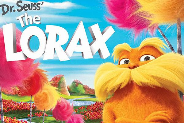 Crystal - On Screen for Families: The Lorax
