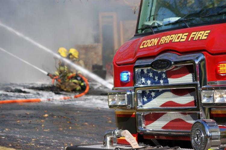 Coon Rapids - Fire Department Open House (Stations 1, 2 & 3)