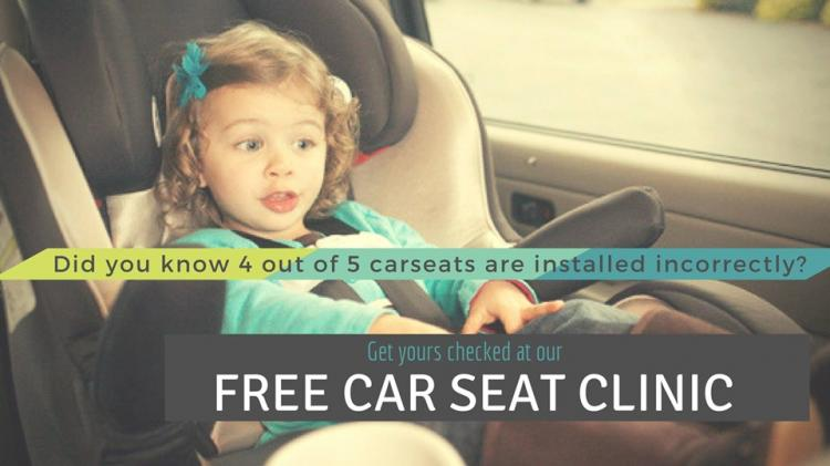 Coon Rapids - Free Car Seat Check Up Event