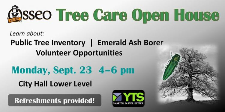 Osseo - Tree Care Open House