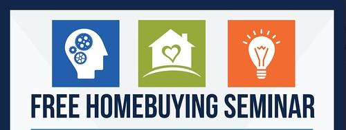 Home Buyer's Seminar (includes 1st time)