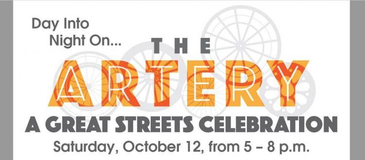 Hopkins - Day Into Night on the Artery: A Great Streets Celebration