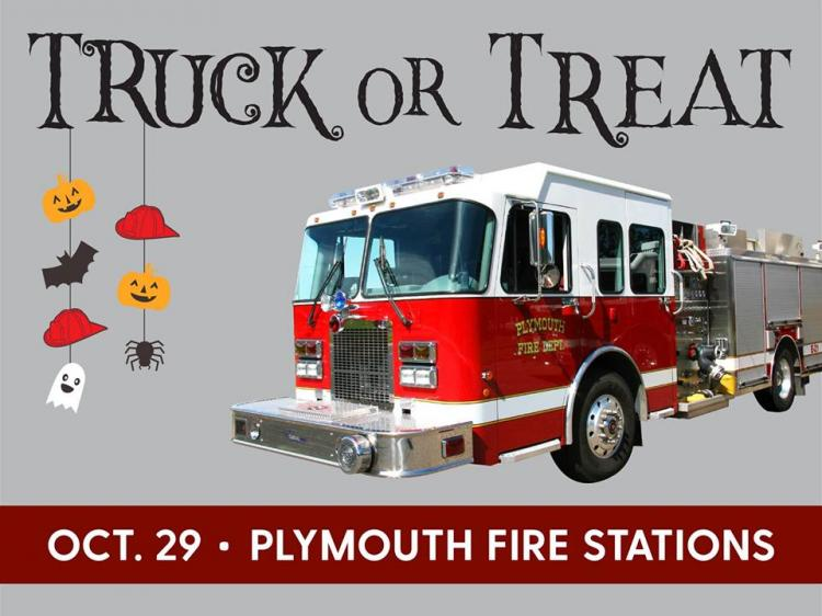 Plymouth - Truck or Treat