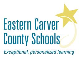 East Carver County District #112 - School Not in Session