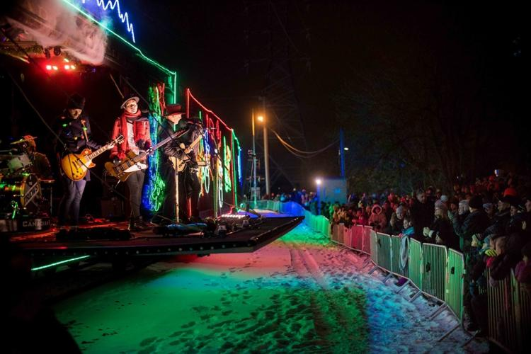 St. Louis Park - CP Holiday Train