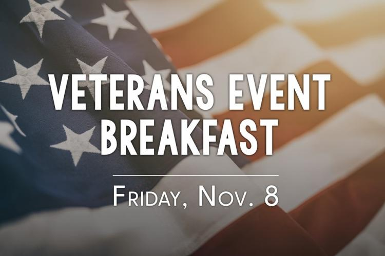 Plymouth - Veterans Breakfast