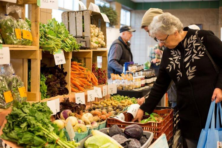 Maple Grove - Thanksgiving Tuesday Indoor Farmers Market