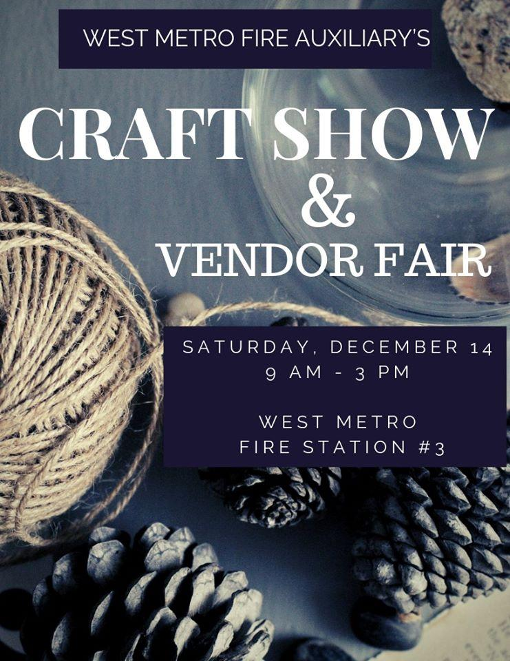 New Hope - West Metro Fire Auxiliary Craft Show & Vendor Fair