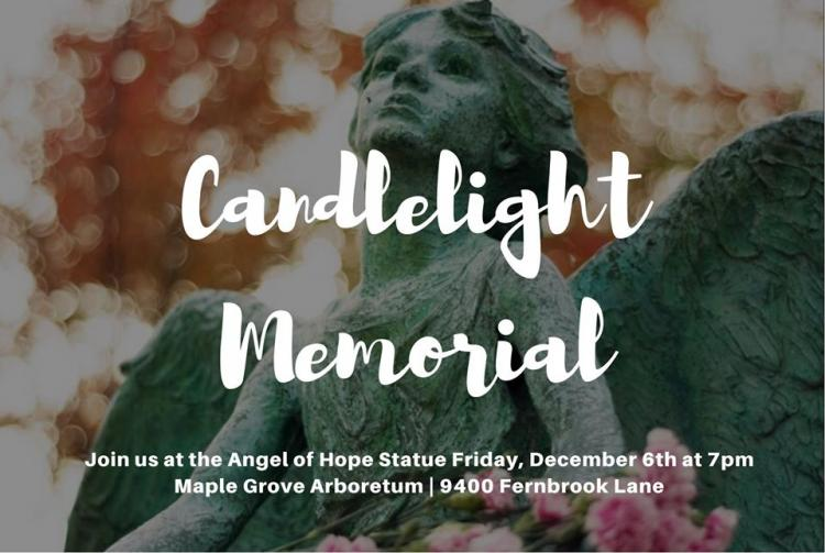 Maple Grove - Candlelight Memorial 2019