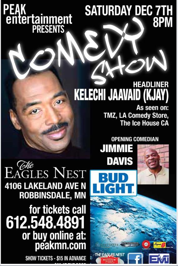 Comedy Show at Eagles Nest