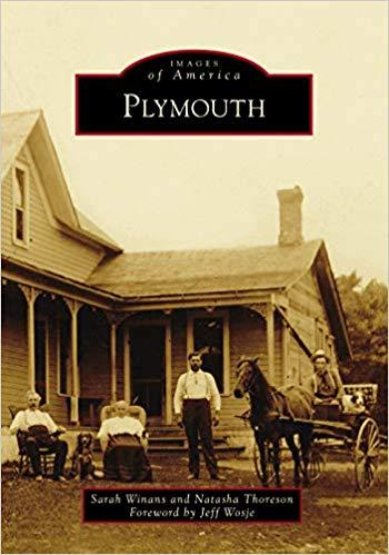 Plymouth - Author Talk - Plymouth History