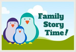 Crystal - Family Storytime at Rockford Road Library