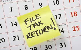 2020 Tax Season Payment Extended to July 15