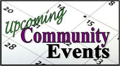 Stay Informed!  Sign up for our Free Weekly Community Newsletter
