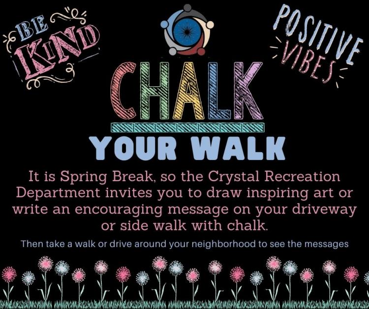 Crystal - Chalk Your Walk Event