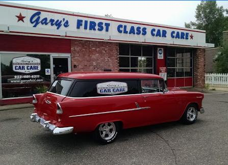 Gary's First Class Car Care - OPEN for business