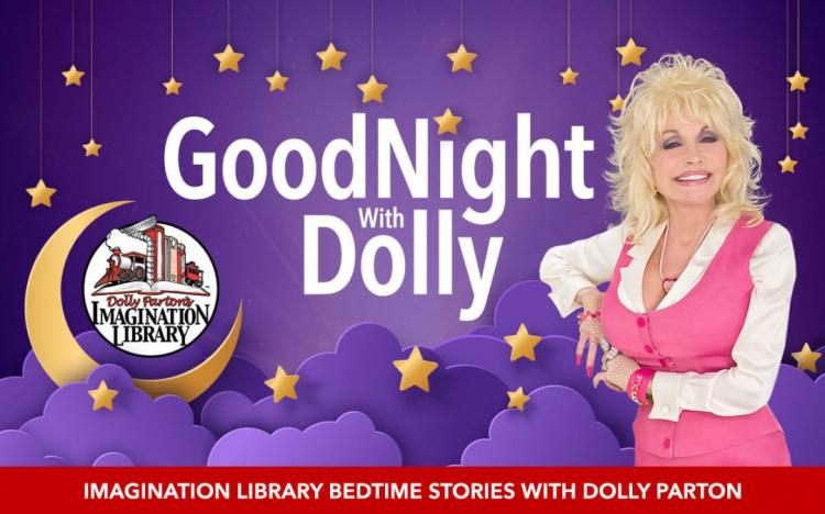 Bedtime Stories with Dolly Parton - Thursday Evenings