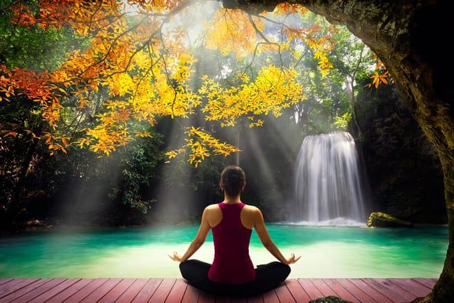 Meditation for Health and Wellness - Virtual Event