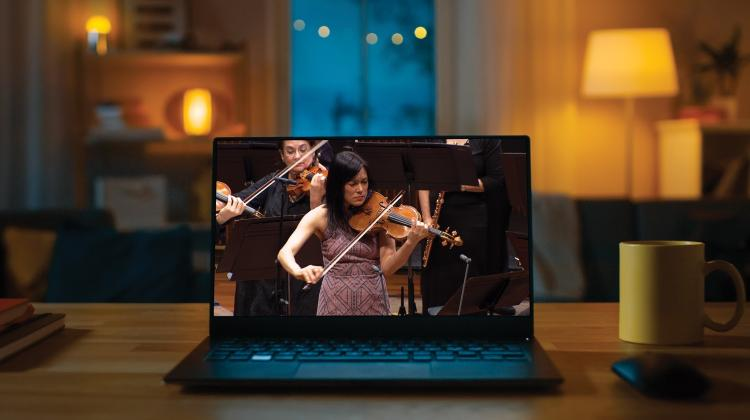 The Saint Paul Chamber Orchestra - Live Digital Performance