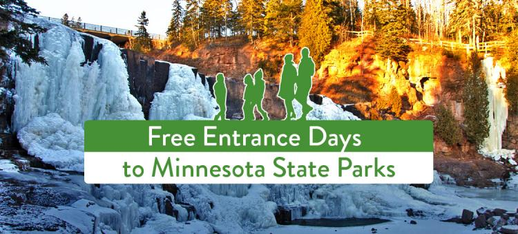 FREE Park Friday - All MN State Parks and Recreation Areas