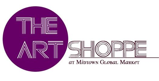 The Art Shoppe at Midtown Global Market- Grand Opening, online store sale!