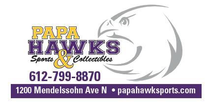 Save at Papa Hawks Sports & Collectibles!