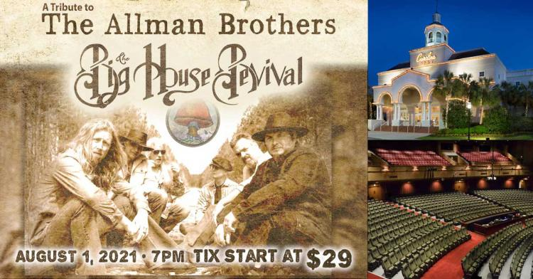 The Big House Revival - A Tribute to The Allman Brothers