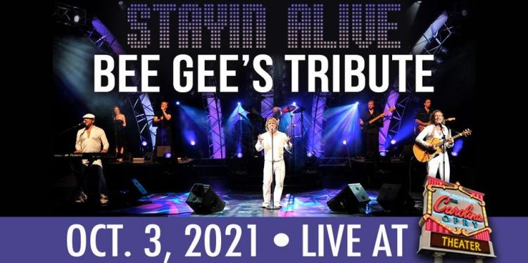 Stayin' Alive: Bee Gee's Tribute