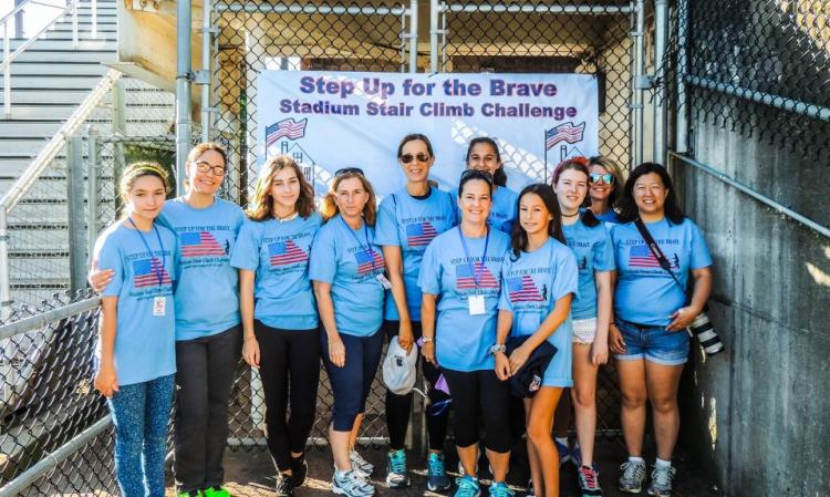Step Up for the Brave HOMES FOR THE BRAVE Major Annual Fundraiser