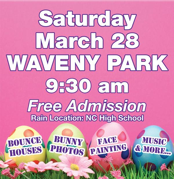 YWL of New Canaan: Easter Egg Hunt