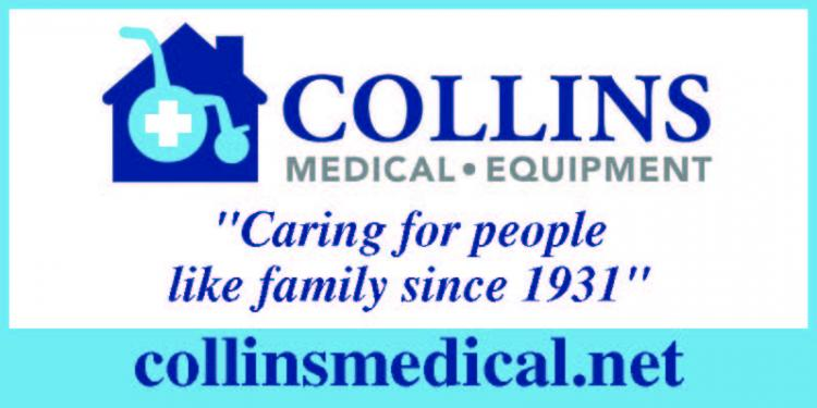 Collins Medical: Open for evaluations and installations