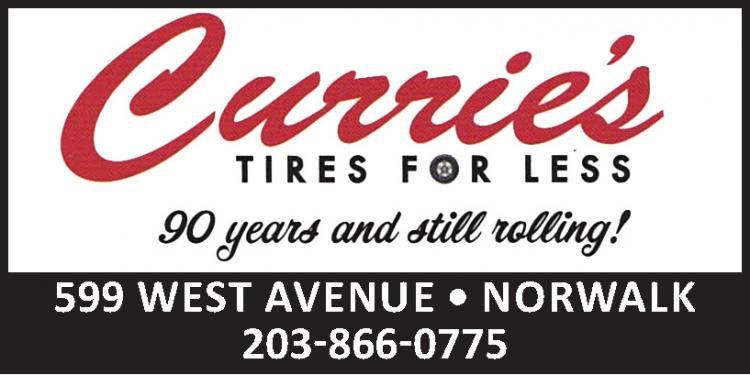Currie's Tire: Open for Business!