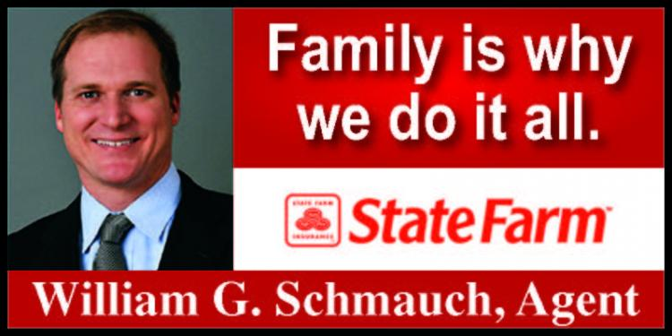 Bill Schmauch State Farm: Open for Business