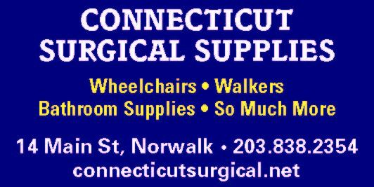 Connecticut Surgical Supplies: Revised Opening Hours