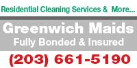 Greenwich Maids - $50 OFF Special Offer!