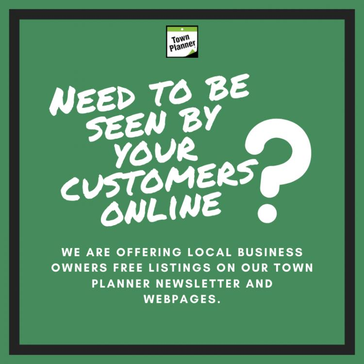 Do you need to be seen by your customers online?