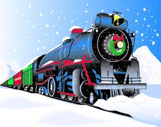 Fairfield Museum: Holiday Express Train Show