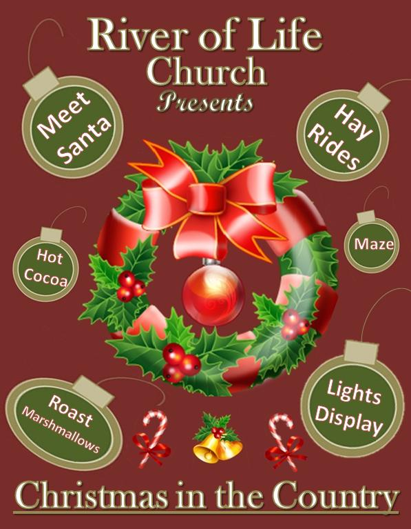 Christmas in the Country - Presented by River of Life Church of Volusia