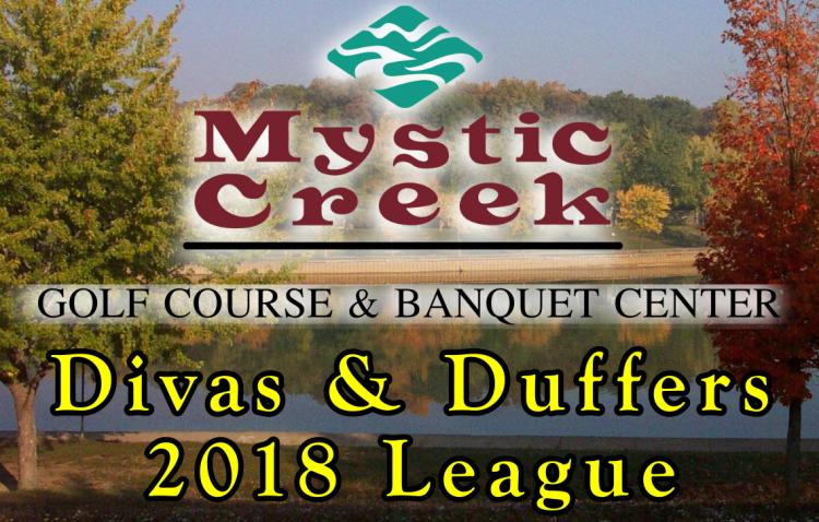 Mystic Creek Golf Course Divas & Duffers League