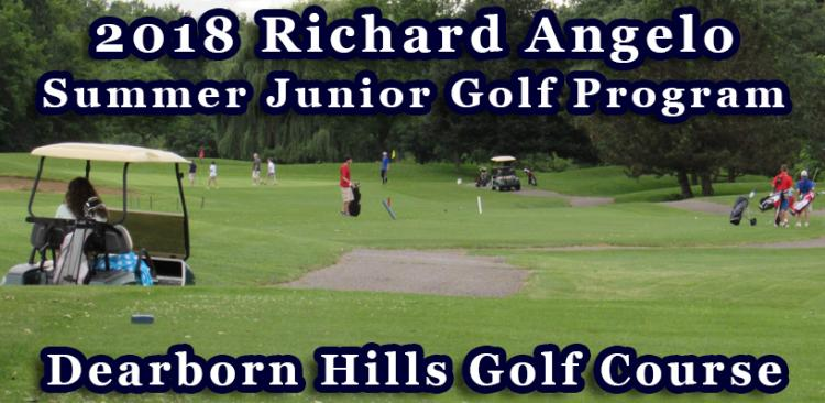 Dearborn Hills Junior Golf Leagues