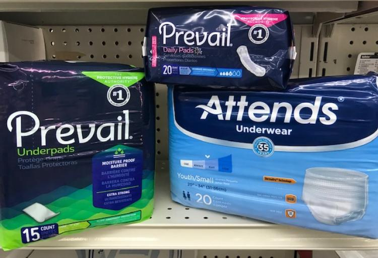 Incontinence, Urological & Ostomy Supplies available at Ocean Lakes Pharmacy