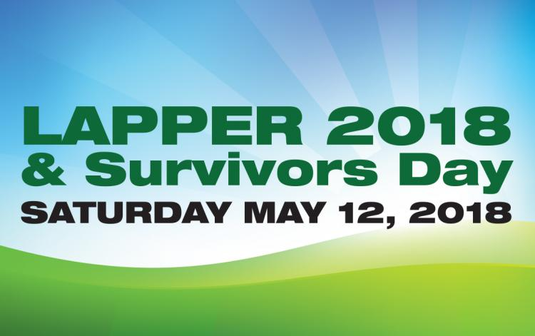 Cancer Services Lapper 2018 and Survivors Day Celebration