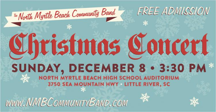 NMB Community Band Christmas Concert