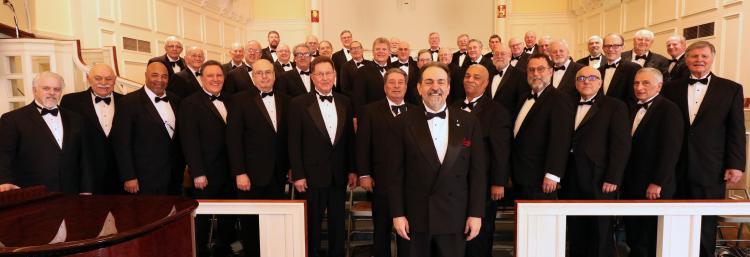 Orpheus Club Men's Chorus to Begin Rehearsals for 2019 Holiday Concerts