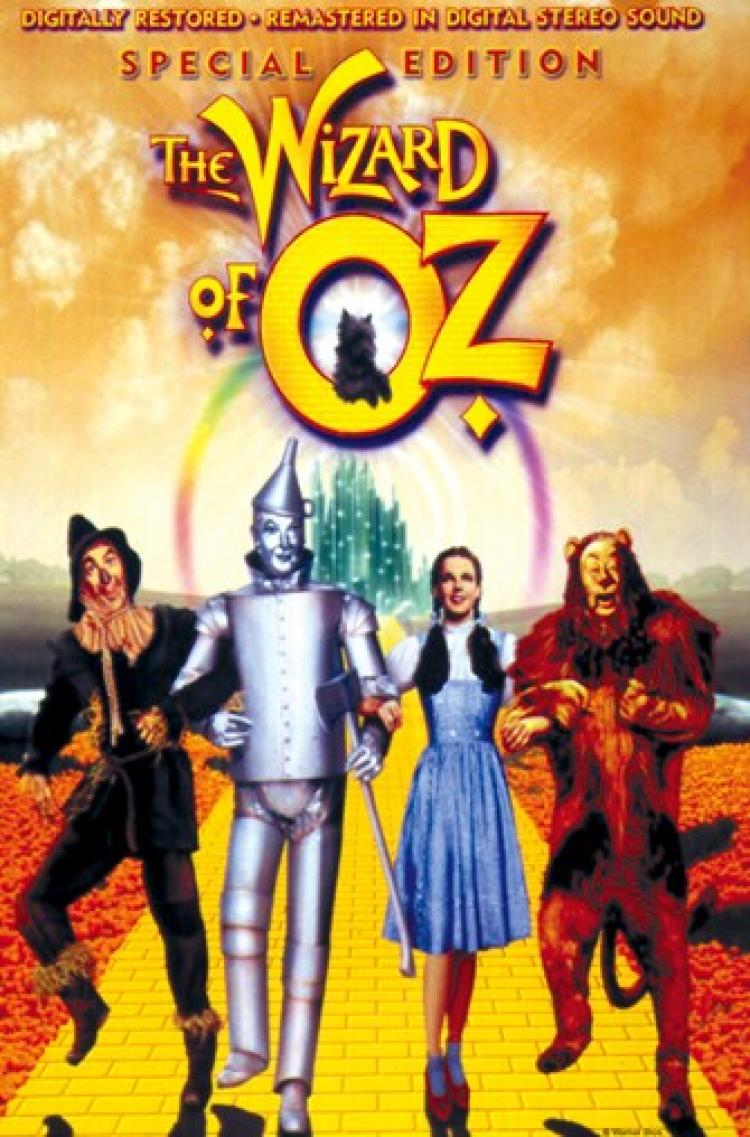 Summer Film Series 2018: The Wizard of Oz
