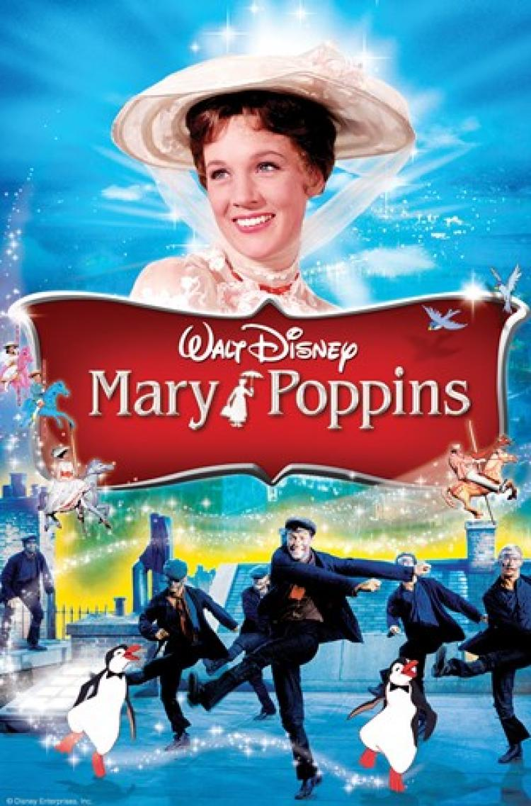 Summer Film Series 2018: Mary Poppins